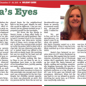 Story Published:  Santa's Eyes
